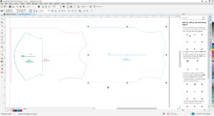 Editace DXF v Corel Draw